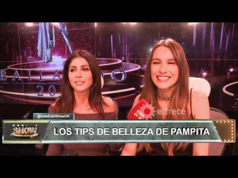 Los tips de belleza de Pampita