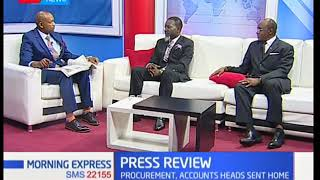 Deputy Governor James Nyoro admits Governor Waititu is frustrating his work