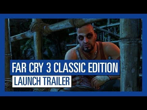 Far Cry 3 Classic Edition Out Now For Far Cry 5 Season Pass Holders