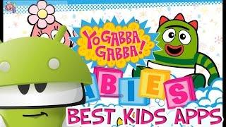 Yo Gabba Gabba Babies Йоу Габба Габба Младенцы Детское приложение На Андройд 요 가바 가바
