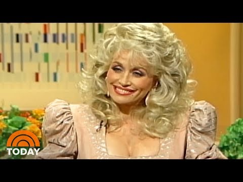 Dolly Parton Dishes Hair and Hollywood Heroes 30 Years Ago   TODAY