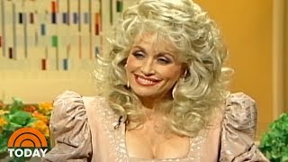 Dolly Parton Dishes Hair and Hollywood Heroes 30 Years Ago | TODAY