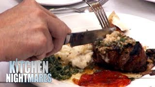 """That Looks Like The Biggest Pile Of S*** Ever To Be Served In Queens"" 