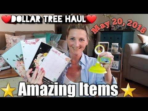 Dollar Tree Haul💖NEW FINDS💖DIY Idea*Giveaway* Bonus footage 🐶