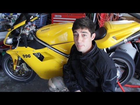 Used Bike Reviews: Ducati 996