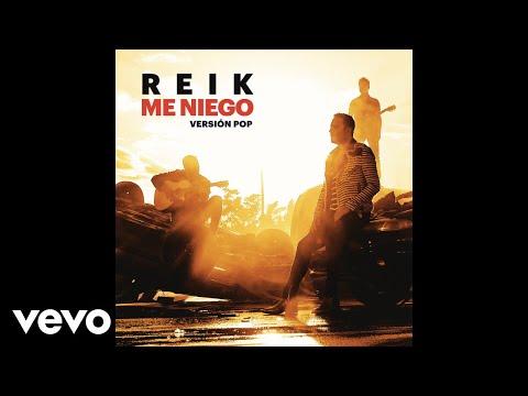 Reik - Me Niego (Versión Pop) (Audio)