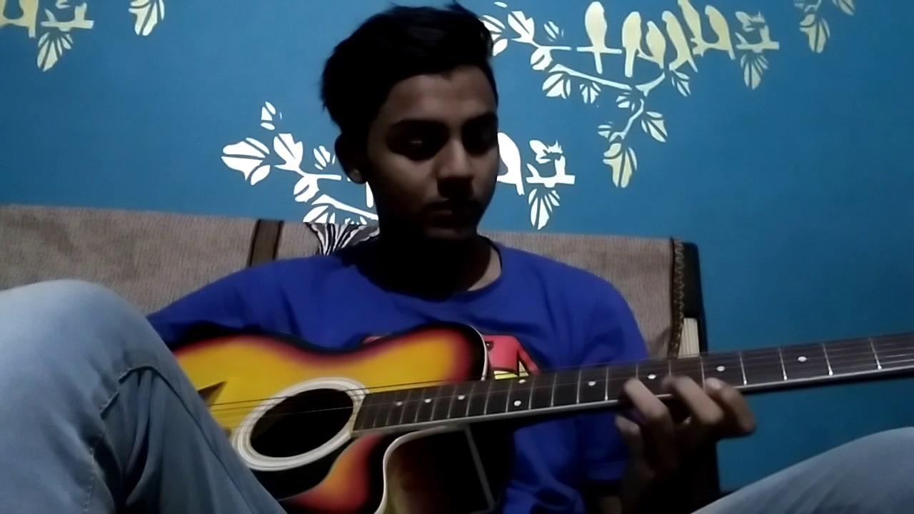 Tuje dekha toh ye Jana Sanam guitar tabs.. - YouTube