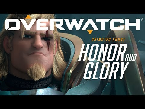 "Overwatch Animated Short | ""Honor and Glory"" thumbnail"