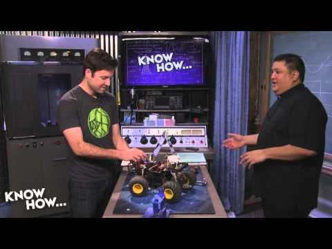 Know How... 132: Wearable Airbag, PWM Explained, & Feedback