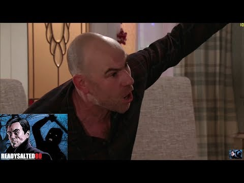 Coronation Street - Tim Loses It And Kicks Gina Out