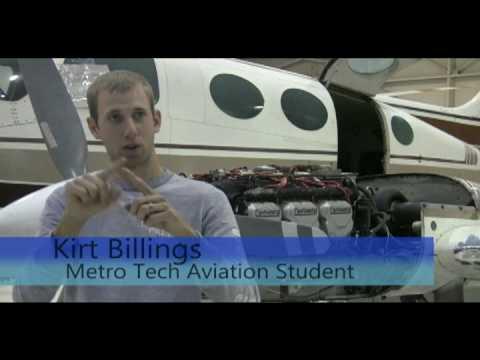 Metro Tech Aviation Career Center