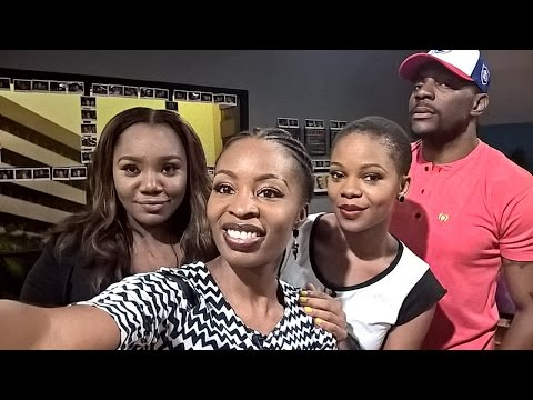 """90's kids are taking over the Industry; MTV Shuga """"Princess"""" Sharon Ezeamaka is in the loft."""