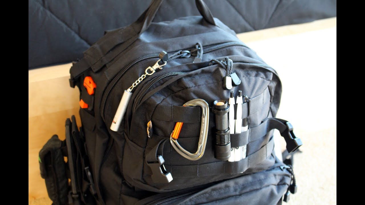 Urban Go Bag Tips Practical Preparedness Shtf