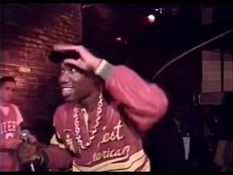 Steady B, DJ Jazzy Jeff & The Fresh Prince, Boogie Down Productions & Kool Moe Dee Live, 1987
