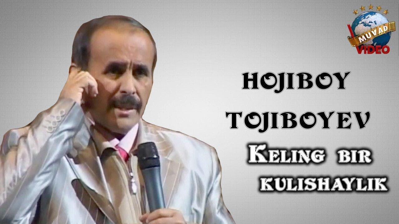 Hojiboy Tojiboyev - Keling bir kulishaylik nomli konsert dasturi 2006