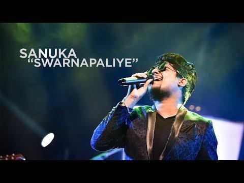 SANUKA - Swarnapaliye Rap LIVE at Pahasarani Live in Concert