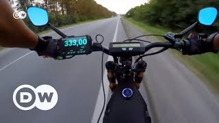 Электровелосипед будущего - сделано на Украине