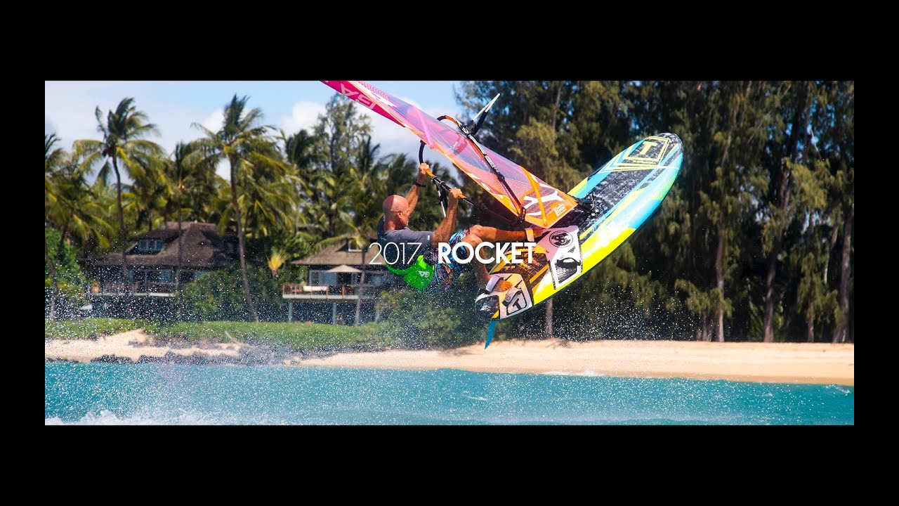 Tabou Boards - 2017 Rocket