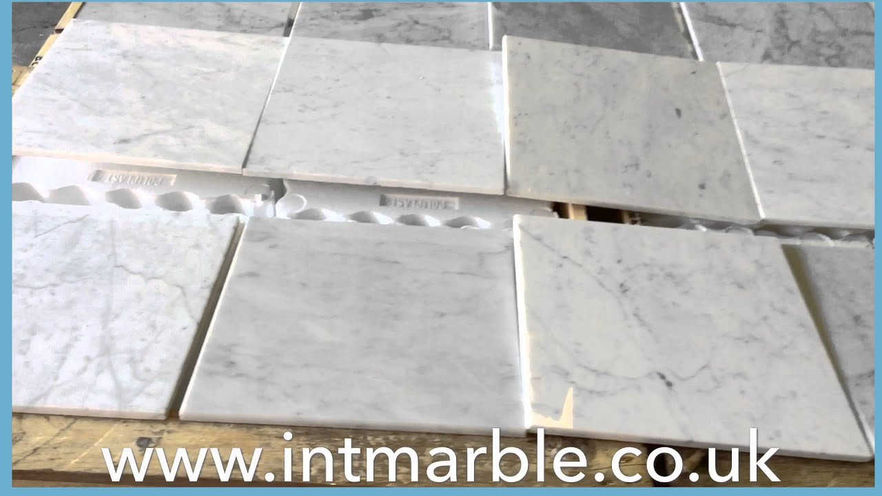 Marble tile bianco carrara c italian marble tiles 12x12 youtube marble tile bianco carrara c italian marble tiles 12x12 dailygadgetfo Image collections
