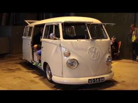 1966 vw  type2 t1 2 slide doors @ weeze 2015
