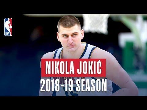 Nikola Jokic's Best Plays From the 2018-19 NBA Regular Season