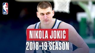 Nikola Jokic's Best Plays From the 2018-19 NBA Regular Season