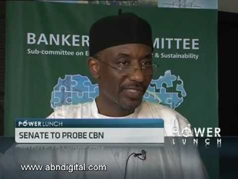 Governor Sanusi on Calls to Review the CBN Act