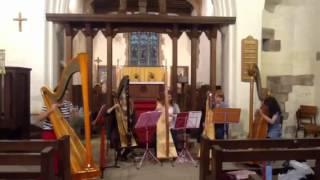 Derwent Harp School Students