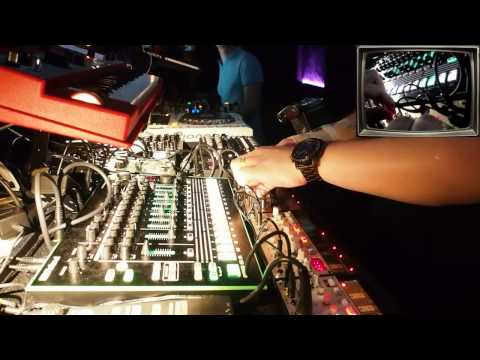 BURG (live) + ADHD (visuals) - Stockholm Syndrome 20140531 @ Pisco Bar KL