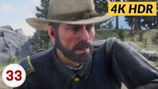 Honor, Amongst Theives. Ep.33 - Red Dead Redemption 2 [4K HDR]