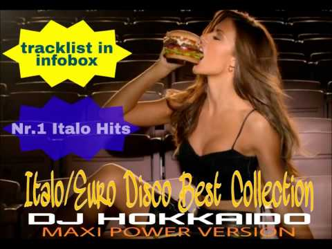 ITALO DISCO MAXI POWER MIX (RE-EDIT EXTRA-LONG VERSION) DJ HOKKAIDO