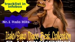 ITALO DISCO MAXI POWER MIX (RE-EDIT EXTRA-LONG VERSION) DJ HOKKAIDO