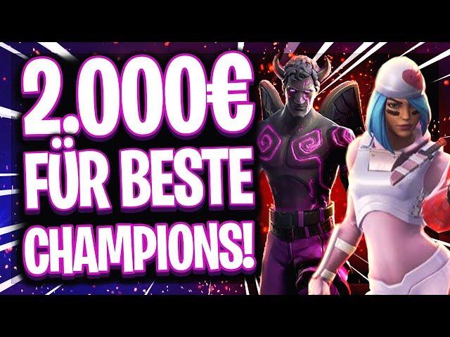 😱🥇DIE BESTEN CHAMPION DUOS! 2.000€ für die Top 5!