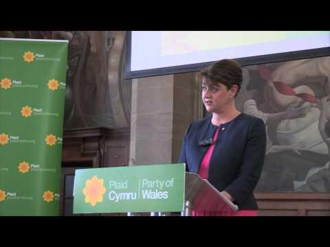 Araith Leanne Speech: Bangor