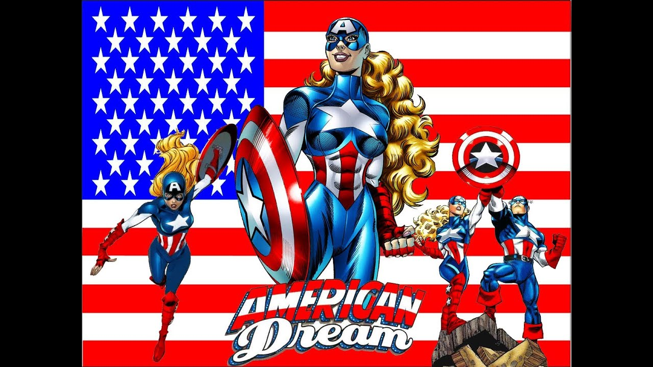 Comic Unos American Dream 101 Youtube