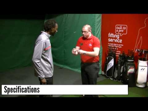 The American Golf Personal Fitting Service