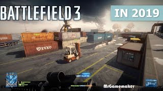 Battlefield 3 in 2019 | Noshahr Canals | PC | 1440p