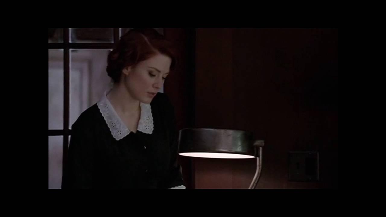 "American Horror Story Moira And Elizabeth american horror story ""murder house""-moira provoca a ben"