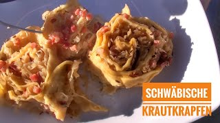 #69: Krautkrapfen aus dem Dutch Oven