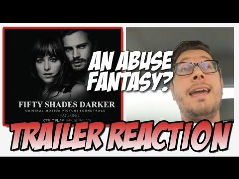 Trailer Reaction & Review - Fifty Shades Darker (2017) Official Trailer 2 Dakota Johnson