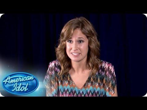 Lauren Bettes: Road To Hollywood Interviews - AMERICAN IDOL SEASON 12