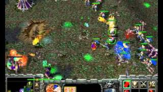 Warcraft 3 RoC Speed Run : Human 5 - Hard