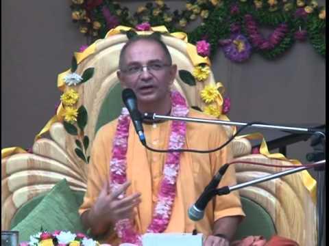 Шримад Бхагаватам 10.41.1 - Бхакти Вигьяна Госвами