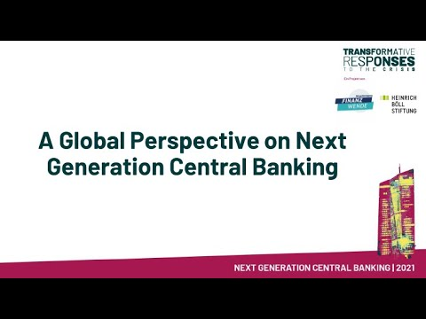 NextGen Central Banking: A Global Perspective on Next Generation Central Banking