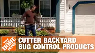 Cutter Backyard Bug Control Products - The Home Depot