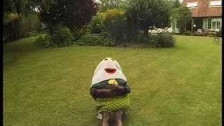 Humpty Dumpty in sign