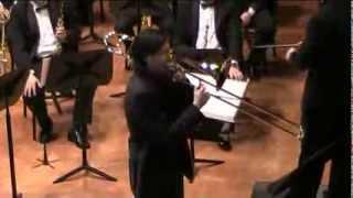 Johan de Meij - T-Bone concerto I mov. (Rare)