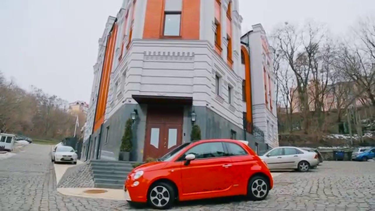 Fiat 500E (Electro)   обзор Рік Авто Единстенный в Украине