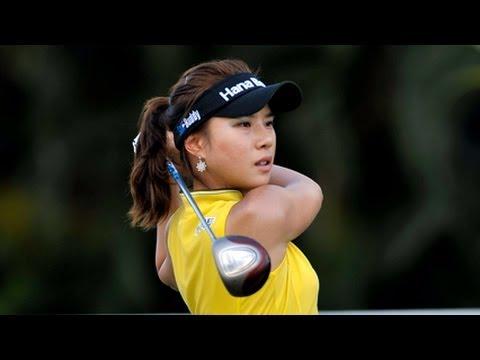 Korean sizzle (Fashionable Women Golfers Pt 2)