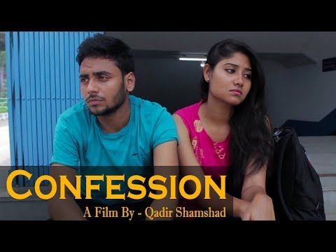 CONFESSION || New English Romantic Short Film 2017|| Narrative Video on a Unique Love Story